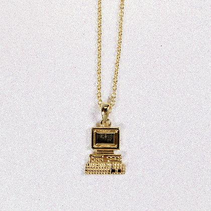 Computer Necklace