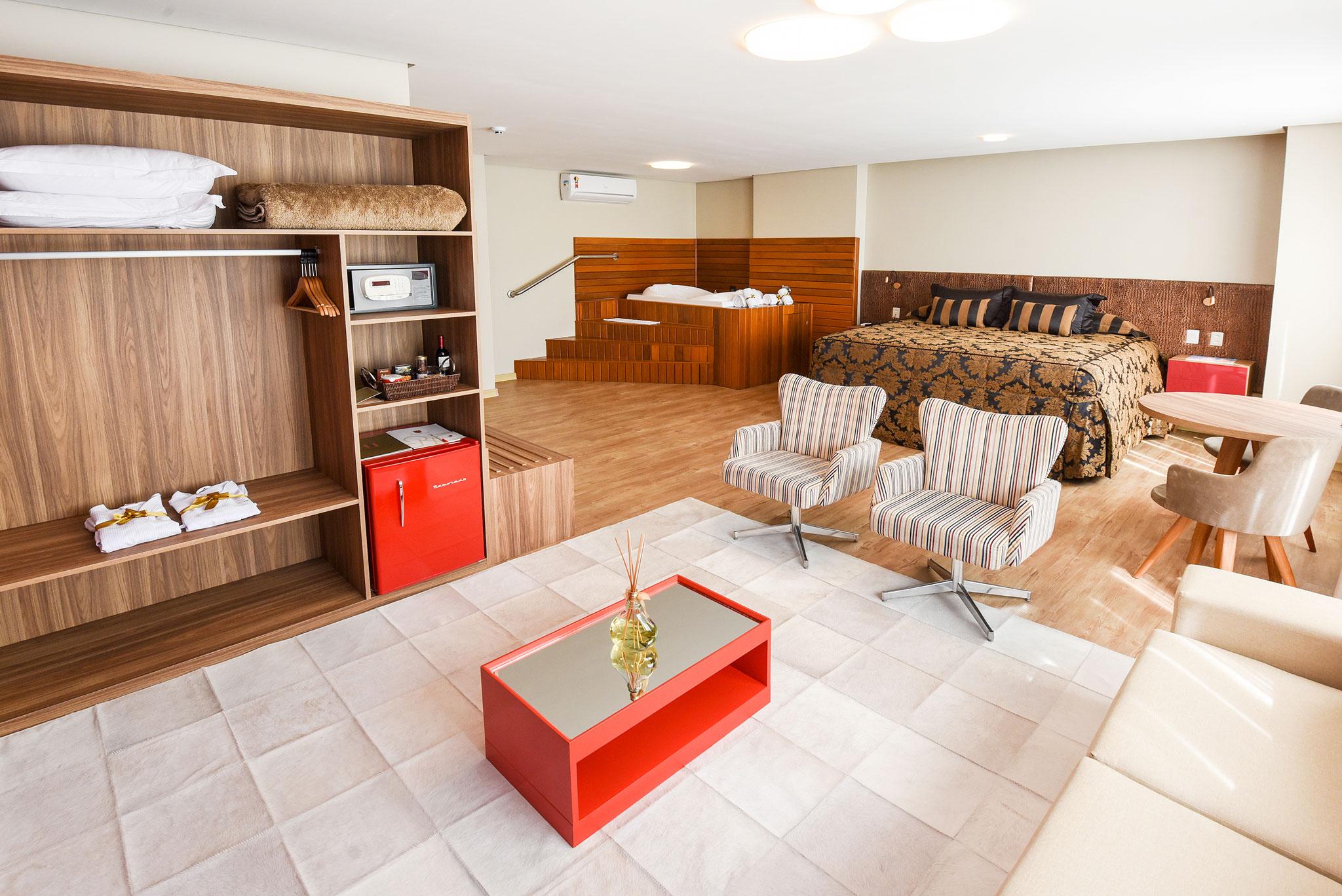 Gran Suite Vermmelha