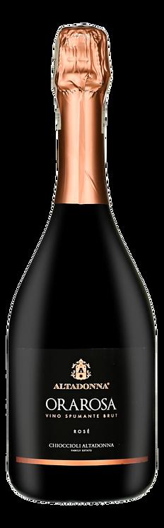 Altadonna - Orarosa Spumante Brut Rosé 75cl