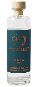 "Wolfrest - Gin Alba ""Truffe blanche"" 50cl"