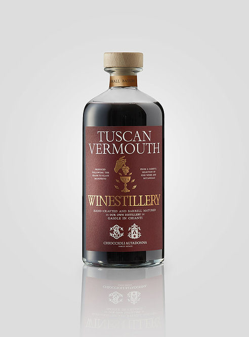 Winestillery - Tuscan Red Vermouth 70cl
