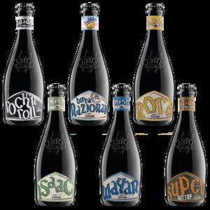 Birra Baladin - 12x33cl des 6 premières bières de la Brasserie