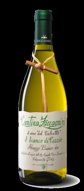Zaccagnini - Tralcetto Bianco di Ciccio Abruzzo Bianco DOC 2019 75cl