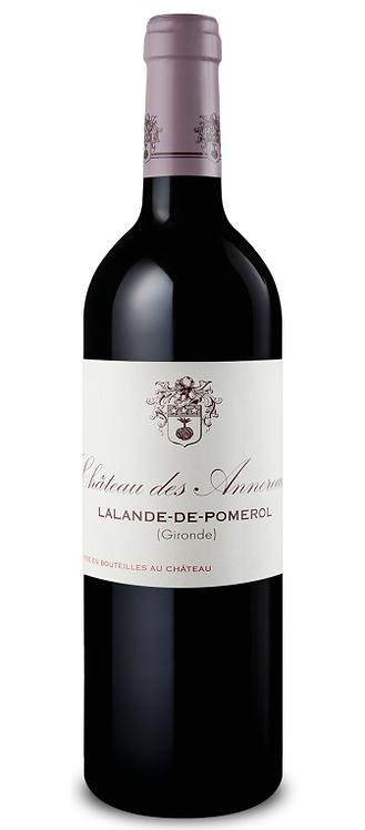 Château des Anneraux - Lalande Pommerol - Bio 2014 75cl