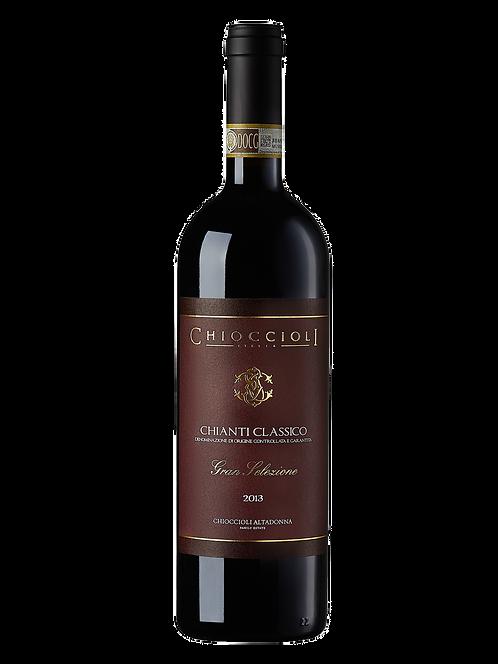Chioccioli - Chianti Gran Selezione DOCG 2013 3x75cl