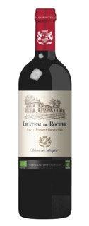 Château du Rocher - Saint Emilion Grand Cru - Bio 2015 75cl