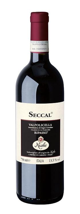 Nicolis - Seccal Ripasso Superiore della Valpolicella DOC 2016 75cl