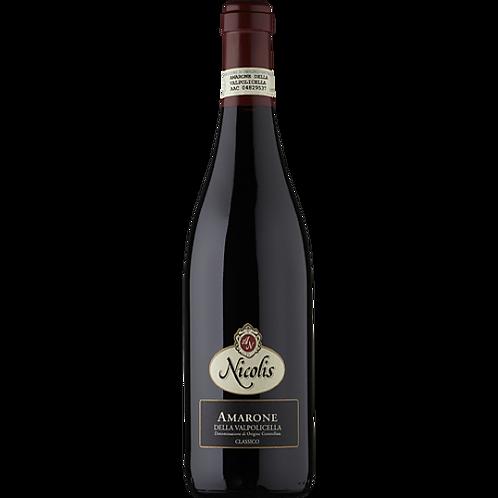 Nicolis - Amarone della Valpolicella Classico DOCG 2013 75cl