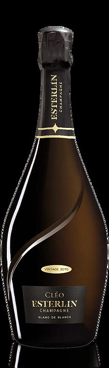 Esterlin - Cuvée Prestige Cléo Blanc de Blancs 2010 75cl