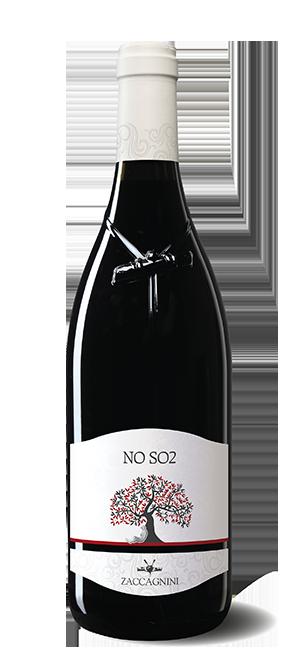 Zaccagnini - NOSO2 Montepulciano d'Abruzzo DOC 2018 75cl