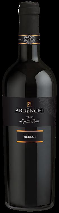Ardenghi -Quattroporte Cabernet-Sauvignon DOC Venezia 2017 75cl