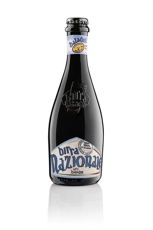 Birra Baladin - NAZIONALE sans gluten 12x33cl