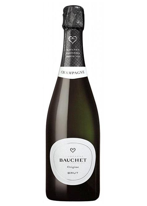 Champagne Bauchet Origine Brut 75cl