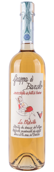 Valverde - Grappa de Barolo barrique 70cl