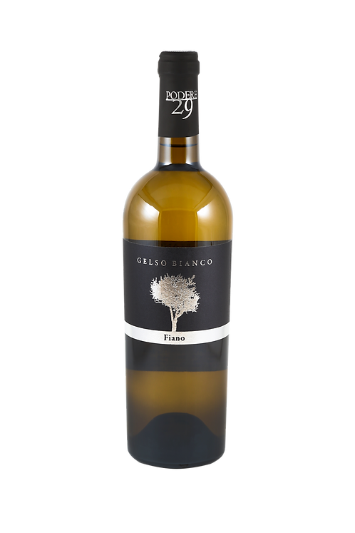 Podere29 - Gelso Bianco Fiano Puglia IGT 2019 75cl