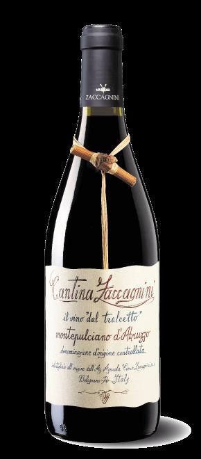 Zaccagnini - Tralcetto Montepulciano d'Abruzzo DOC 2019/20 75cl