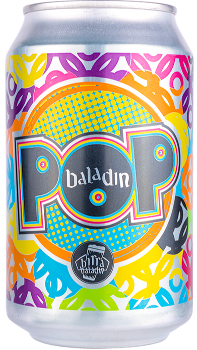 Birra Baladin - POP 24x33cl