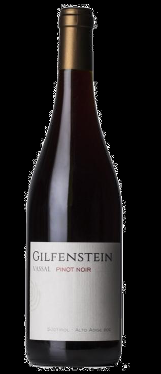 Gilfenstein - Pinot Noir Vassal DOC 2016 75cl