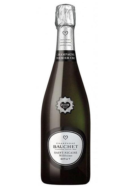 Champagne Bauchet Cuvée St Nicaise Prestige Millésime 2012 1er Cru 75cl
