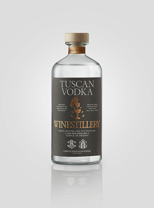 Winestillery - Tuscan Premium Vodka 70cl