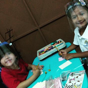 Clases de Iniciación Artistica para los más chicos