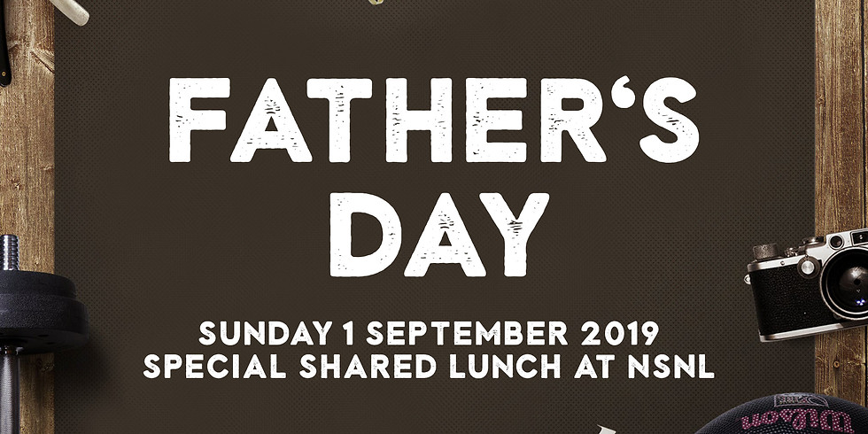 Father's Day Shared Lunch
