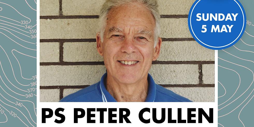 Pastor Peter Cullen
