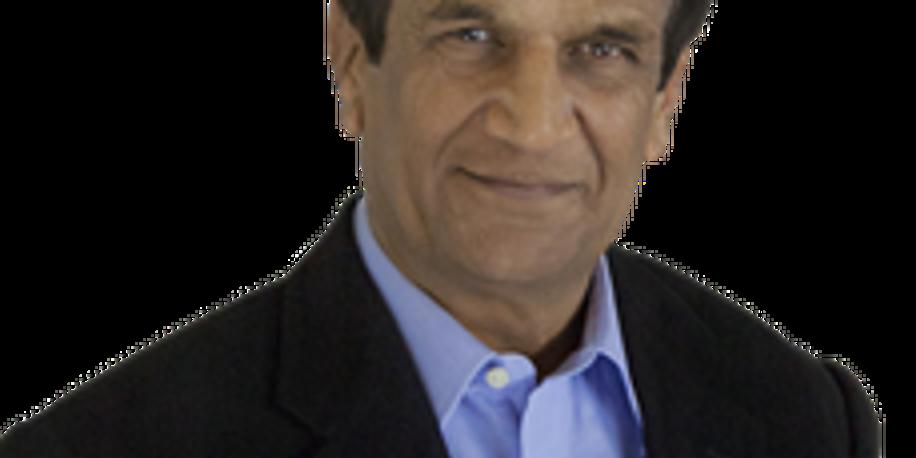 Pastor Rasik Ranchord