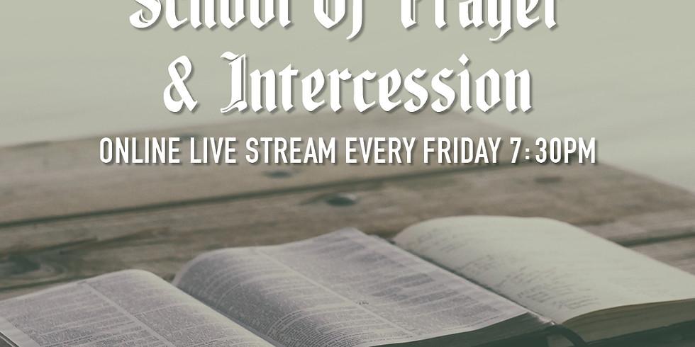 School of Prayer & Intercession