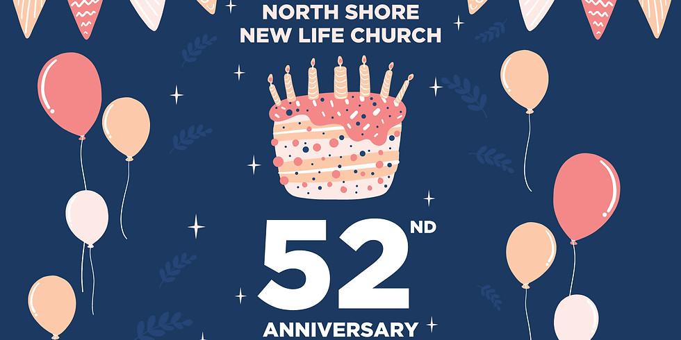 NSNL 52nd Anniversary