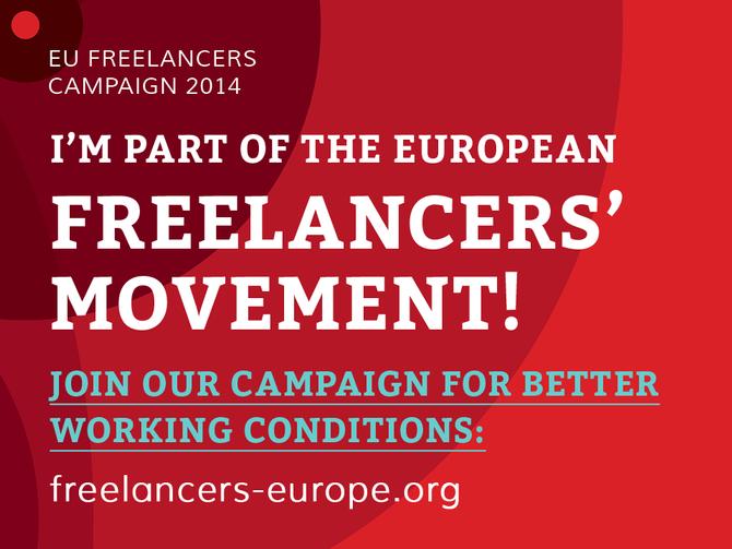 Haz que tu voz como freelance se escuche en Europa