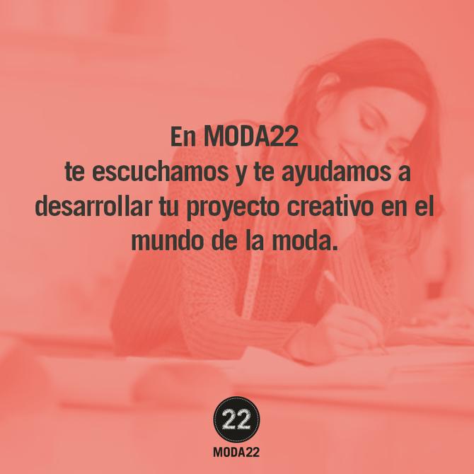Te esperamos en MODA 22
