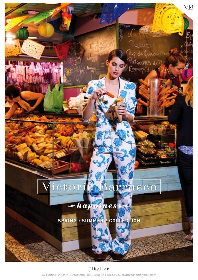 Victoria Barrueco en MODA22 Acelerador de Moda