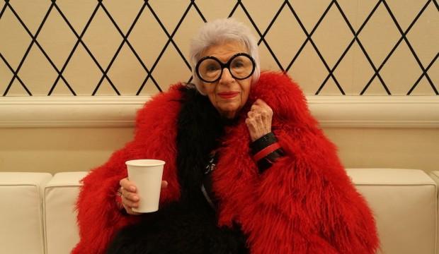 Iris Apfel, madrina del 080 Bcn Fashion