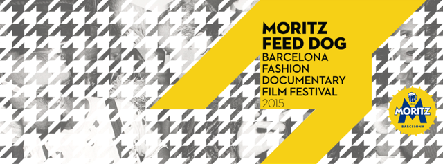 Moritz Feed Dog, el primer Festival de Cine Documental sobre Moda llega a Barcelona.