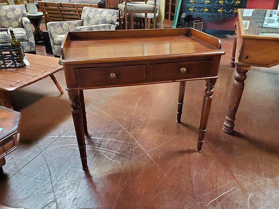 Small Two Drawer Desk - Scottsdale