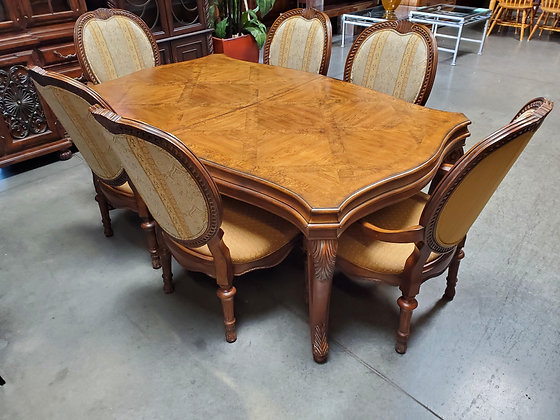 Formal Dining Table W/4 Chairs- Scottsdale