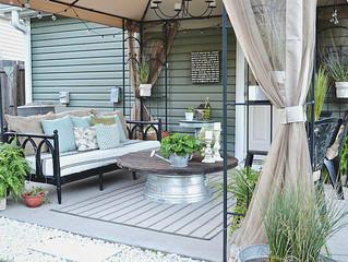 DIY Backyard Design
