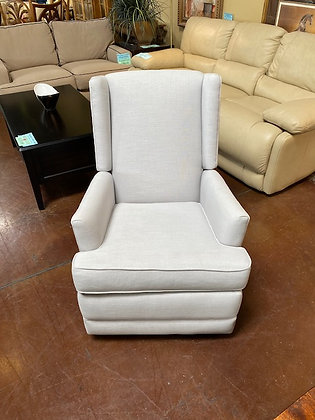 Pottery Barn Kids Swivel Rocker Recliner