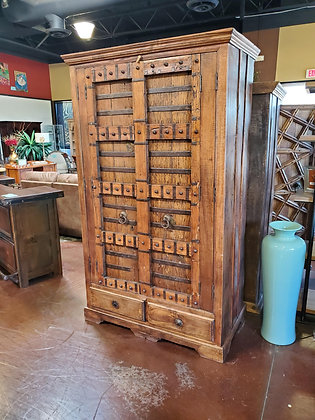 Ironwood Rustic Armoire - Scottsdale