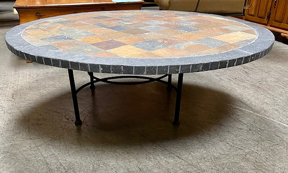 Stonetop Round Patio Coffee Table