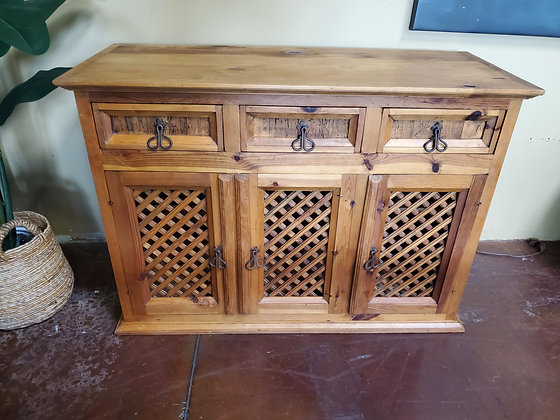 3 Drawer 2 Door Buffet - Scottsdale