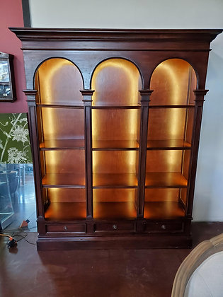 Large 1pc Bookcase - Scottsdale