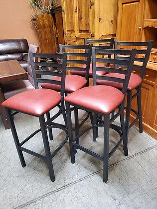 Set Of 5 Metal Barstools (Brand New) -Scottsdale