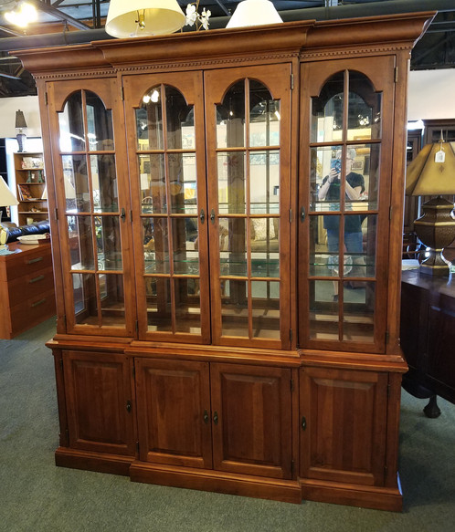 This Is A Gorgeous Lexington China Cabinet From The Bob Timberlake  Collection! Also Available Is Matching Table U0026 Chairs!