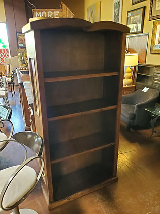 Rustic Hand Painted Bookcase - Scottsdale