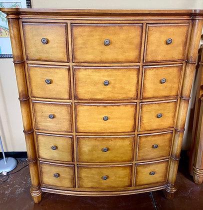 15-Drawer Tall Dresser/Chest