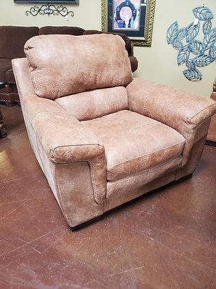 Italian Leather Chair - Scottsdale