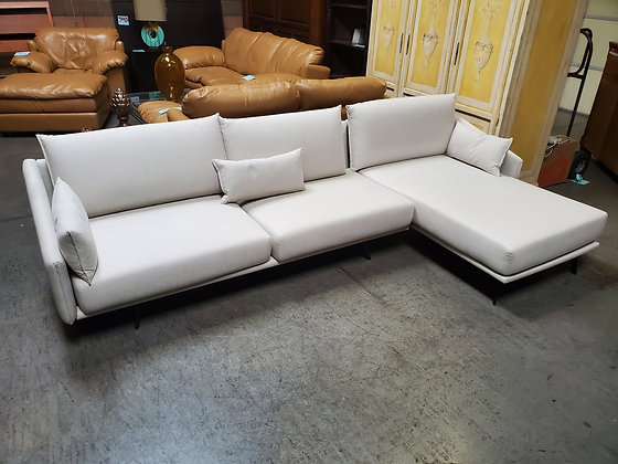 Stua 2pc Sectional Made In Spain - Scottsdale