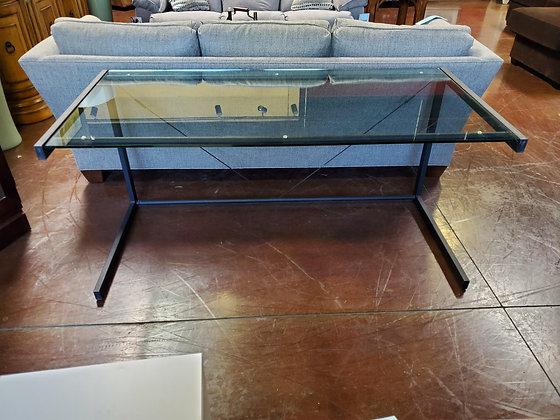 Glass Top Writing Desk - Scottsdale